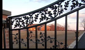 Driveway gates and Gated Entry