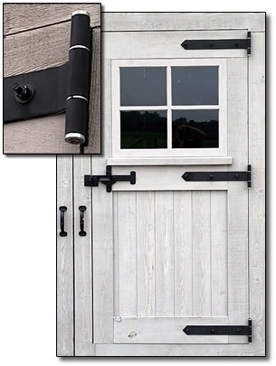 Hinged Barn Doors Architectural Hardware Is The Richards Wilcox East Coast